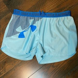 NWT Youth Under Armor Shorts